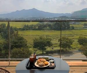 bakery, cafe, and korea image