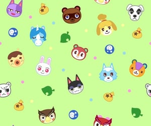 animal crossing and animal crossing wallpaper image