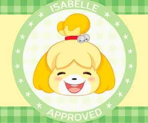 animal crossing, isabelle, and animal crossing wallpaper image