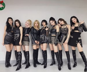 girl group, dahyun, and tzuyu image