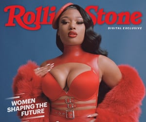 artist, cover, and megan thee stallion image
