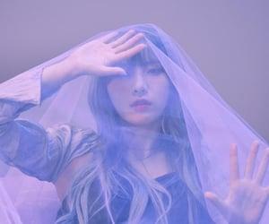 aesthetic, soloist, and purple aesthetic image