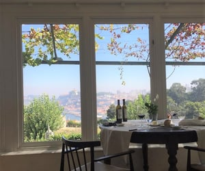 dining, food, and view image