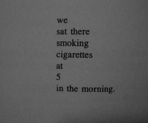 cigarette, quotes, and smoking image