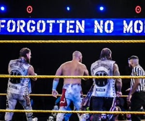 wwe, wesley blake, and forgotten sons image