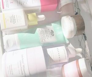 skincare, white, and herbivore image