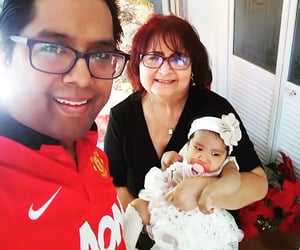 brother, florida, and mom image
