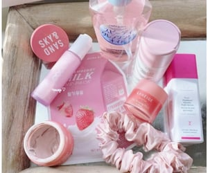 pink, sand and sky, and laneige image
