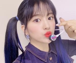 kpop, izone, and yujin image