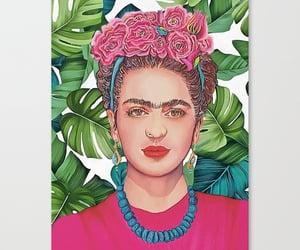 art prints, mexican artists, and frida kahlo image