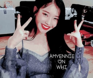 iu, k-pop soloist themes, and iu theme image
