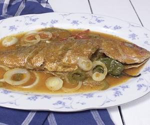 fish, seafood, and 🐠 image