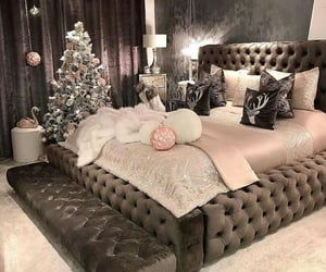 decorations, xmas, and room inspirations image