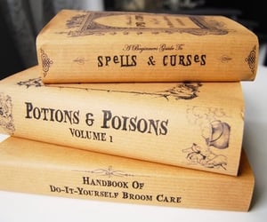 aesthetic, books, and poison image