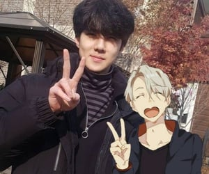 anime, sehun, and exo image