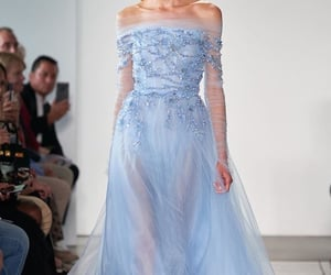 dress, classy, and Couture image