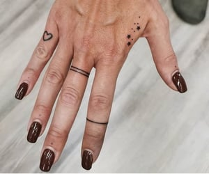 delicate, hands, and heart image