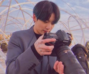 aesthetic, jk, and bts image