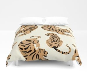 animals, kids bedding, and big cats image
