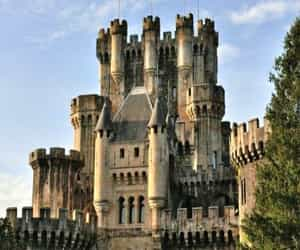 basque country, old architecture, and spain image