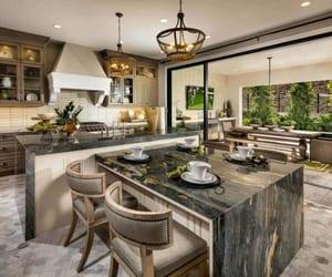 kitchen design, modern kitchen, and kitchen design ideas image