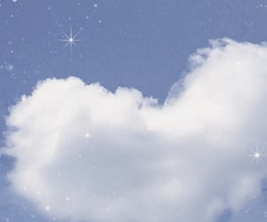 aesthetic, cloud, and dreamy image