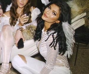 kylie jenner, angel, and jenner image