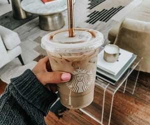 coffee, starbucks, and home image