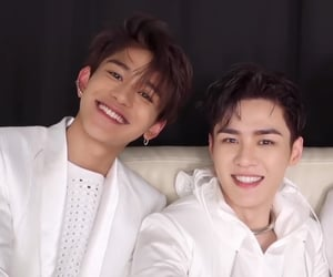 lucas, wong yukhei, and low quality image