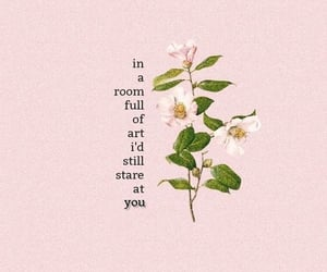 quotes, wallpaper, and flowers image