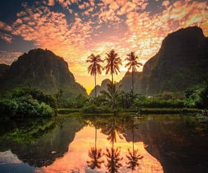 nature, travel, and sky image