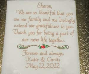 etsy, wedding favors, and step mother image