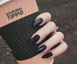 black, coffee, and dark image