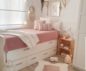 beautiful house, bedroom inspo, and room aesthetic image