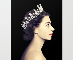 crown, Queen, and royalty image