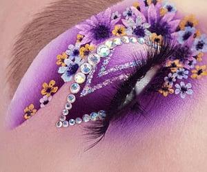 art, makeup, and amazing makeup image