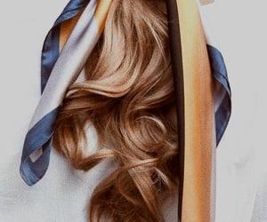 beautiful hair, hair, and blonde hair image