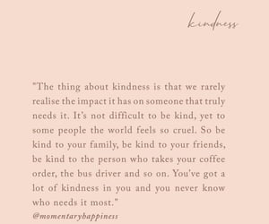 kind, quotes, and life image