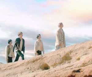 bts icons, bts official mv on, and bts headers image