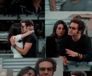 couple, sitcom, and steven hyde image