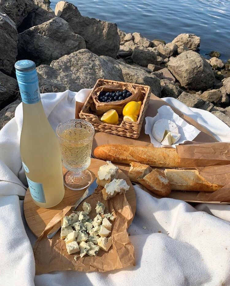 food, drink, and picnic image