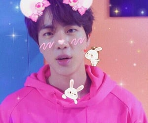 seokjin icons, aesthetic bts icons, and soft jin icons image