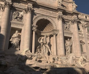 adventure, indie, and fountain di trevi image