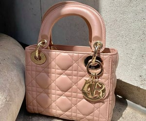 bag, dior, and pink image