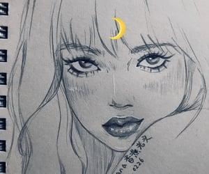 fan art, kpop, and lisa image