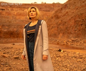 doctor who, pic, and jodie whittaker image