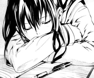 manga, anime, and noragami image