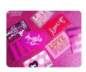 shopping, giftcards, and vspink image