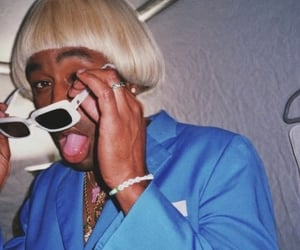 tyler the creator, aesthetic, and celebrity image