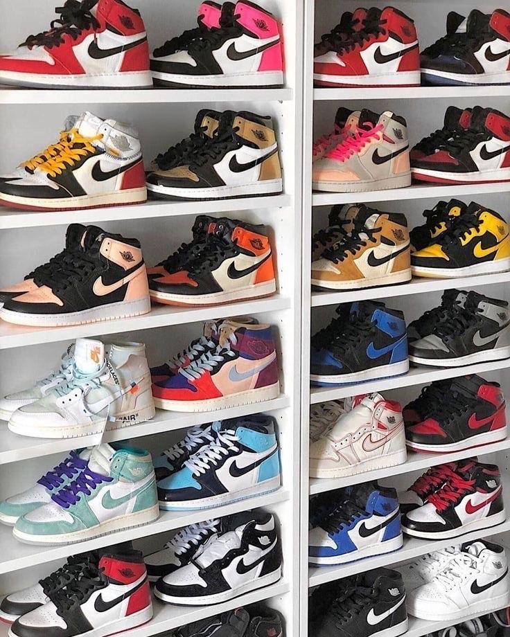 jordan, sneakers, and fashion image